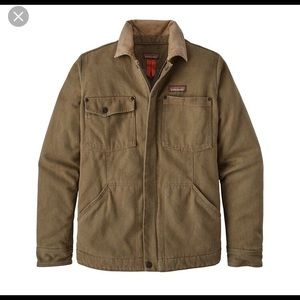 Patagonia Iron Forge hemp Jacket NWOT